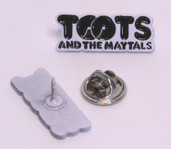 TOOTS & THE MAYTALS BLACK PIN
