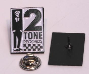 2 TONE RECORDS PIN