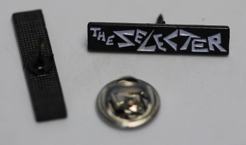 THE SELECTER WHITE PIN