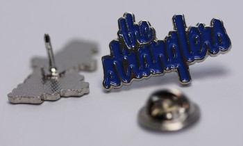 THE STRANGLERS BLUE PIN