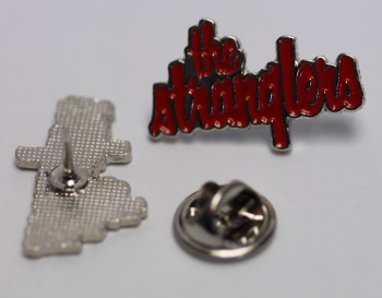 THE STRANGLERS RED PIN
