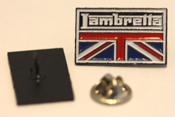 LAMBRETTA UK PIN