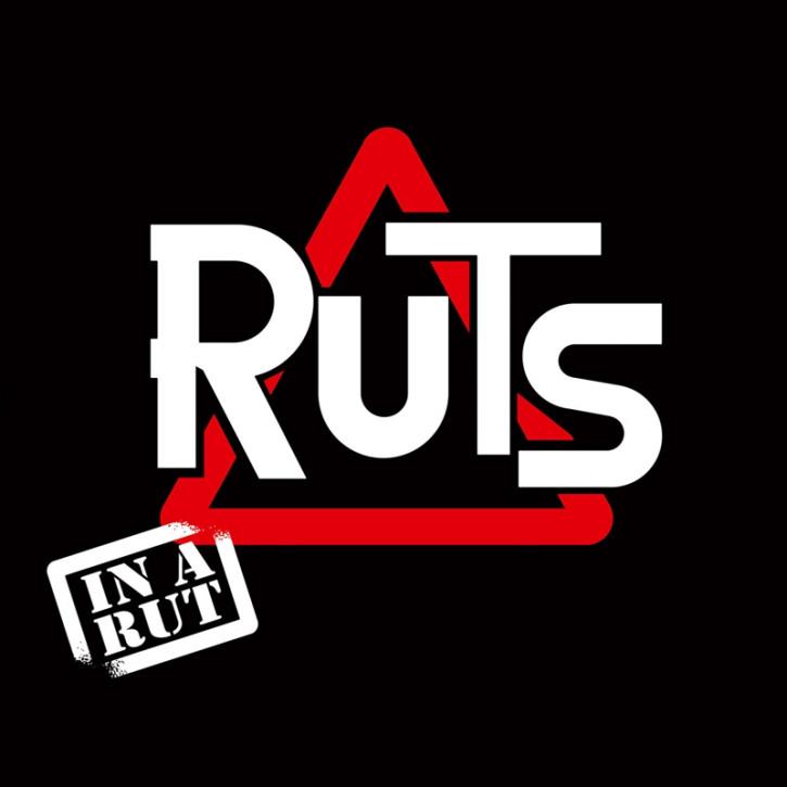 THE RUTS IN A RUT LP