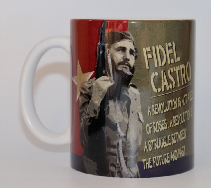 FIDEL CASTRO MUG