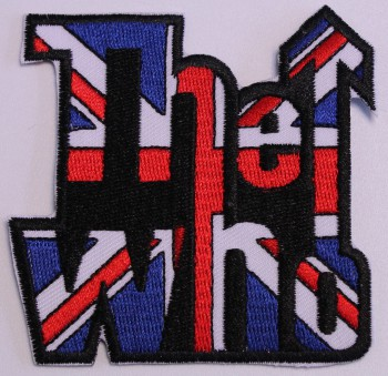 THE WHO SHAPE PATCH