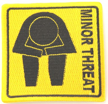 MINOR THREAT FILLER PATCH