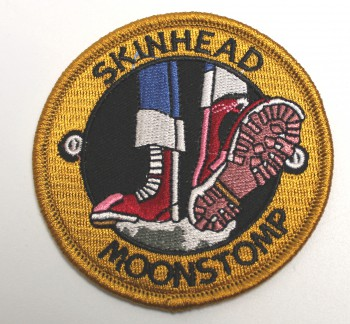 SKINHEAD MOONSTOMP PATCH