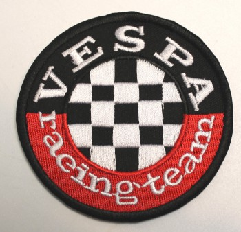 VESPA RACING TEAM PATCH