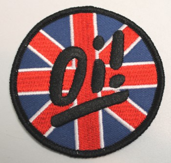 OI! BRITAIN PATCH