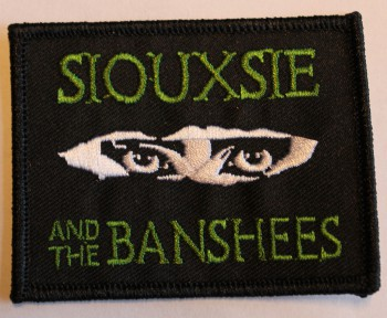 SIOUXSIE & THE BANSHEES PATCH