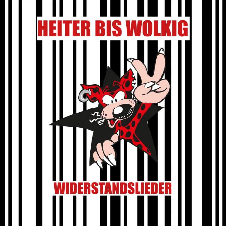 HEITER BIS WOLKIG WIDERSTANDSLIEDER DoLP + CD