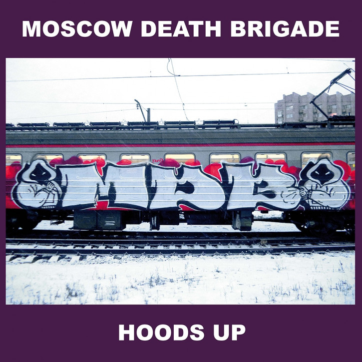 Moscow Death Brigade - Hoods Up 12