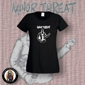 MINOR THREAT BOTTLE GIRLIE