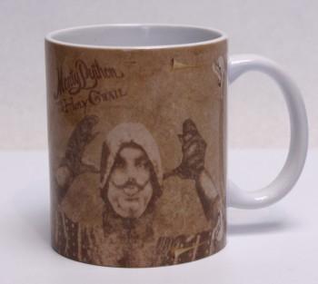 MONTY PYTHON HOLY GRAIL KAFFEEBECHER