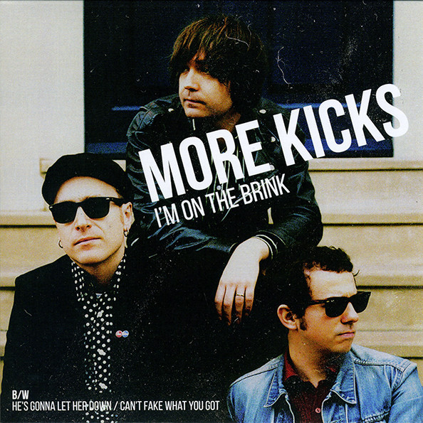 More Kicks ‎– I'm On The Brink EP