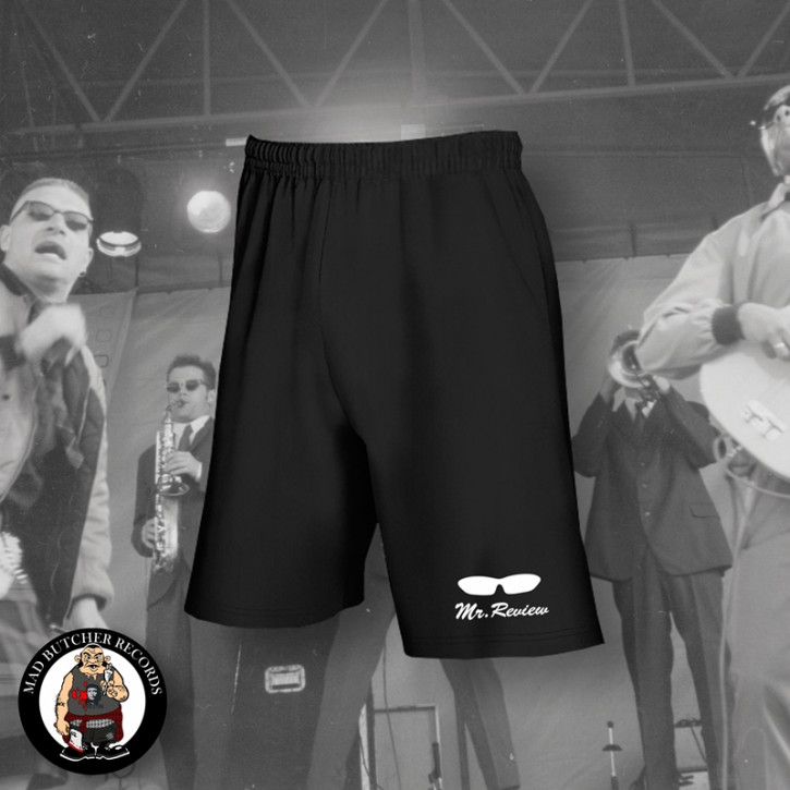 MR.REVIEW SHORTS SCHWARZ / M
