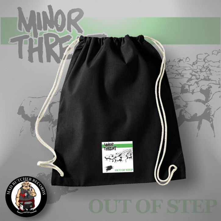 MINOR THREAT OUT OF STEP SPORTBEUTEL