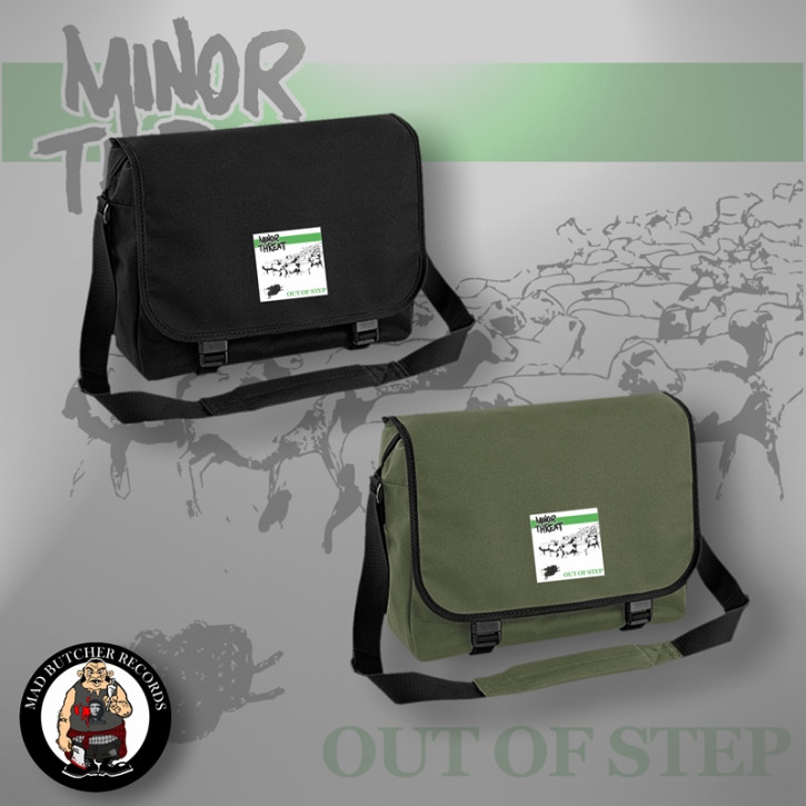 MINOR THREAT SHEEP MESSENGER BAG