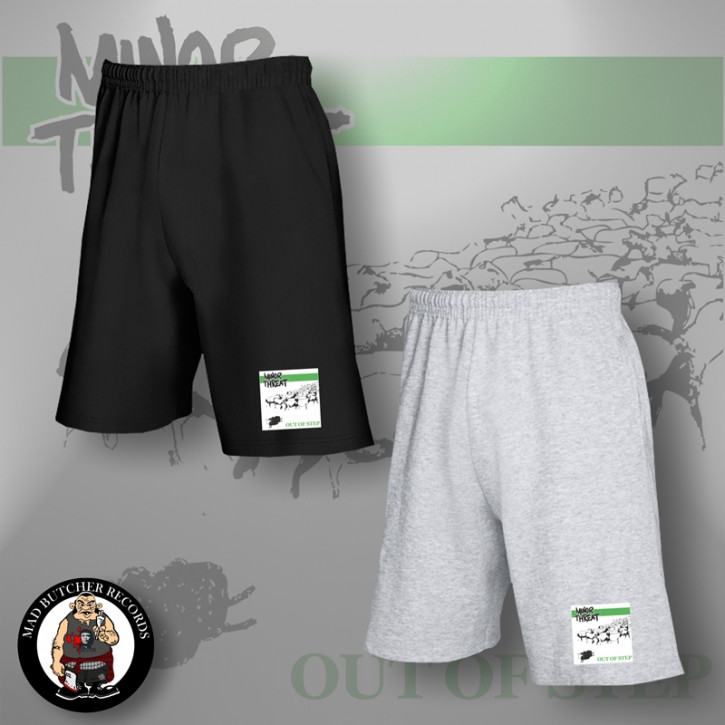 MINOR THREAT OUT OF STEP SHORTS