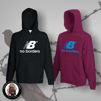 NO BORDERS KAPU