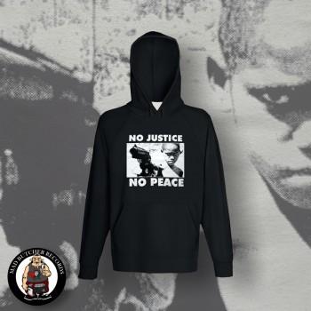 NO JUSTICE NO PEACE KAPU