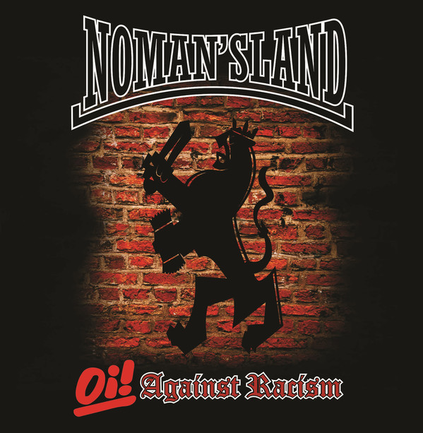 """No Man's Land - Oi! Against Racism 7"""" EP"""