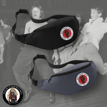 NORTHERN SOUL SMALL LOGO HIPBAG