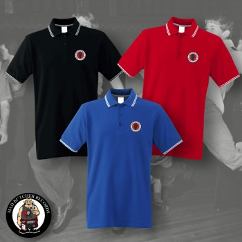 NORTHERN SOUL LOGO SMALL POLO