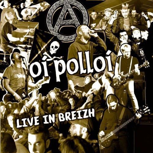 Oi Polloi – Live in Breizh LP