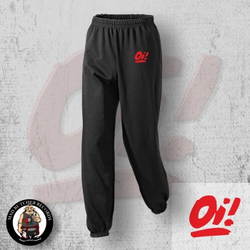 OI! RED JOGGER XXL / ROT