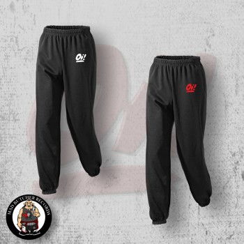 OI! RED JOGGER