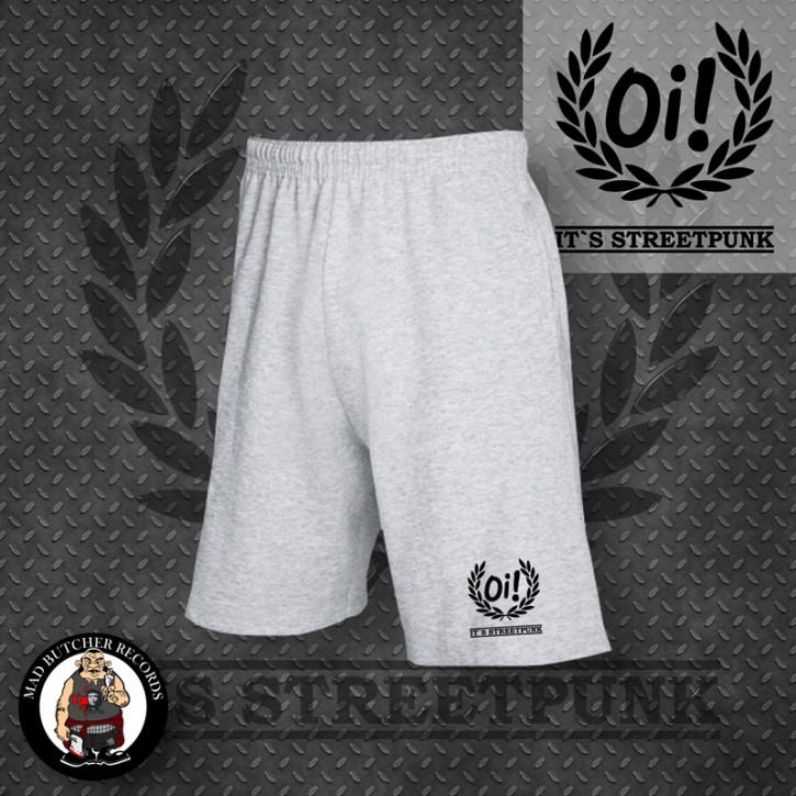 OI! IT`S STREETPUNK SHORTS