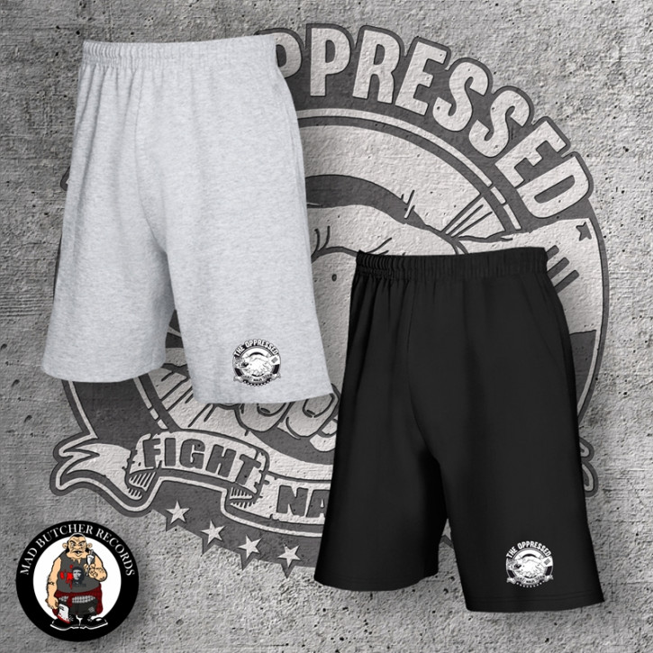 OPPRESSED FIGHT NAZI SCUM SHORTS