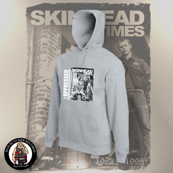 OPPRESSED SKINHEAD TIMES KAPU XL / GRAU