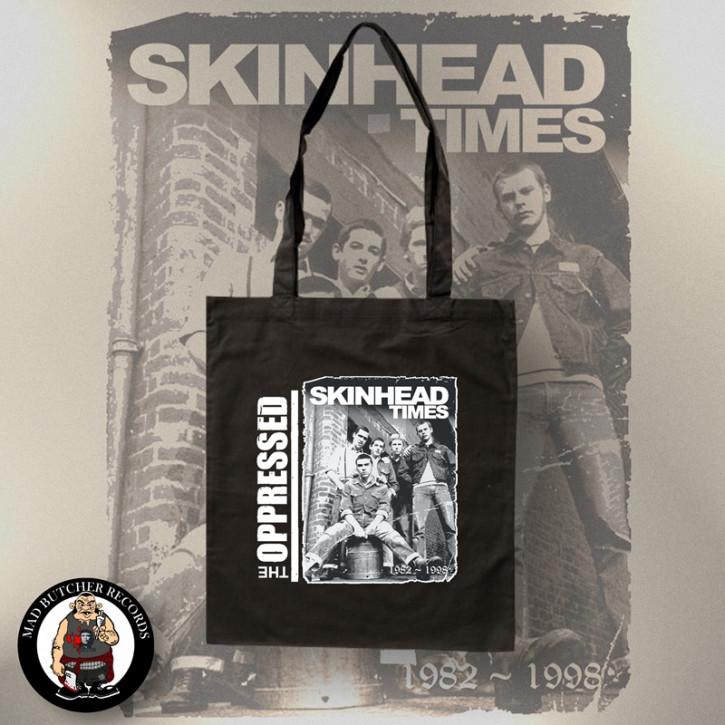 OPPRESSED SKINHEAD TIMES BAG