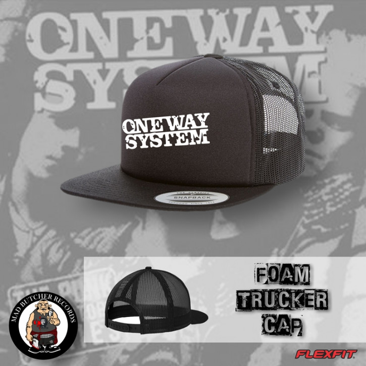 ONE WAY SYSTEM MESH CAP