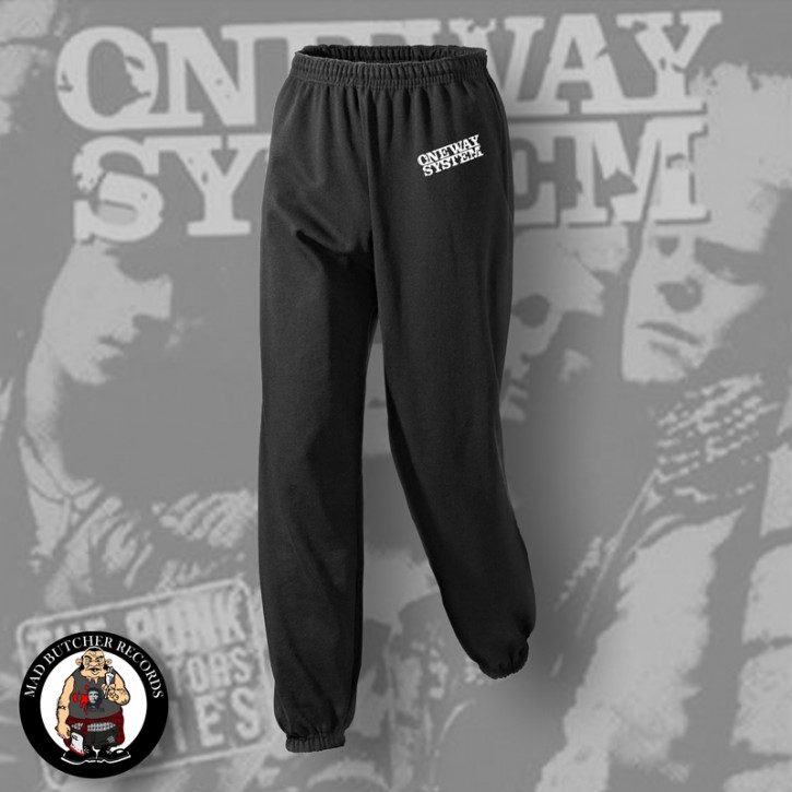 ONE WAY SYSTEM JOGGER