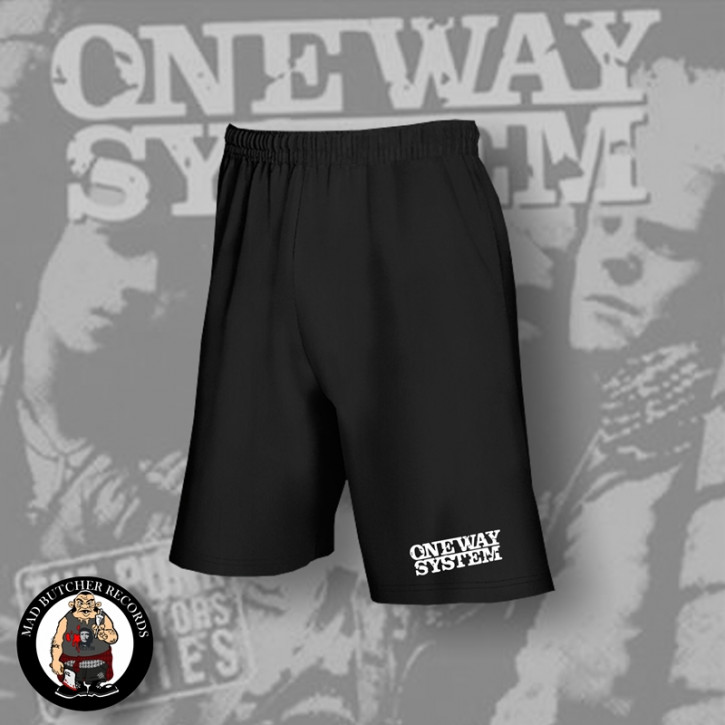 ONE WAY SYSTEM SHORTS