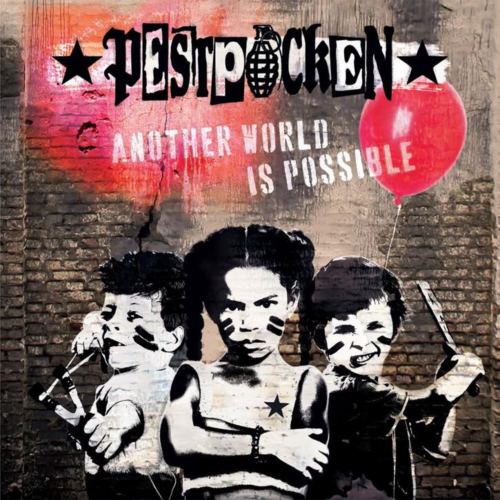 Pestpocken – Another World is Possible (Splatter Vinyl) LP