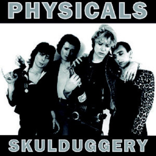 Physicals ‎– Skulduggery LP