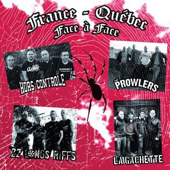 HORS CONTRÔLE / 22 LONG RIFFS / LA GACHETTE / THE PROWLERS - France Québec (2016) 12