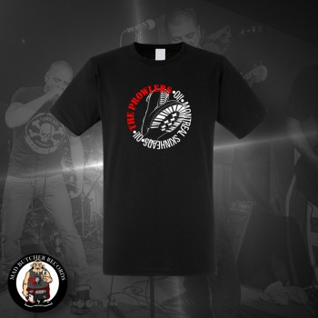 THE PROWLERS MONTREAL SKINHEADS T-SHIRT
