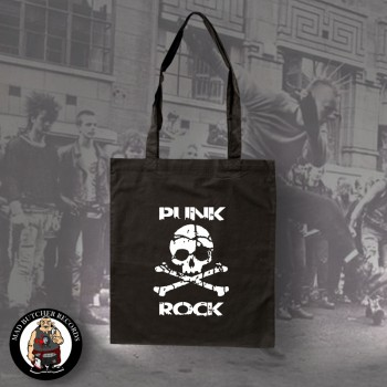 PUNK ROCK SKULL BAG
