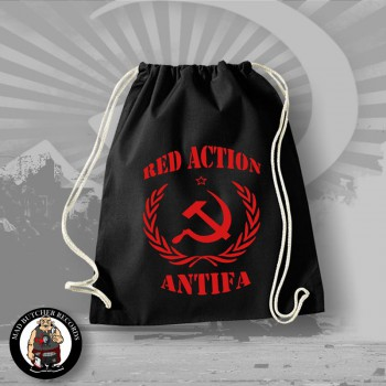 RED ACTION ANTIFA GYM SAC