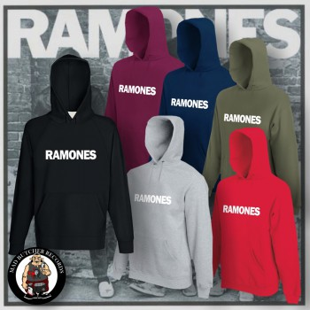 RAMONES SIMPLE KAPU