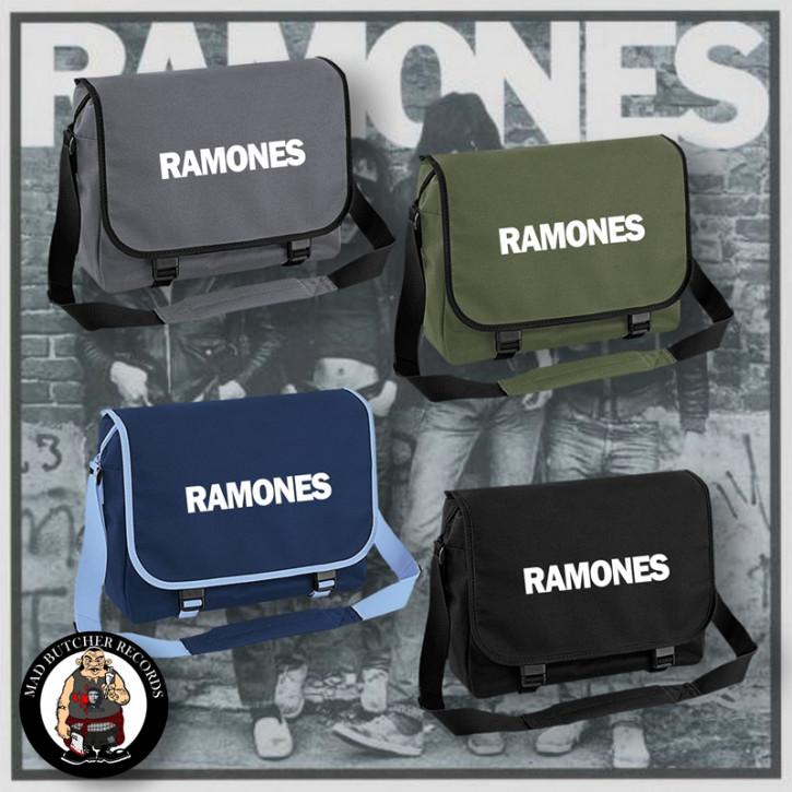 RAMONES SIMPLE MESSENGER BAG