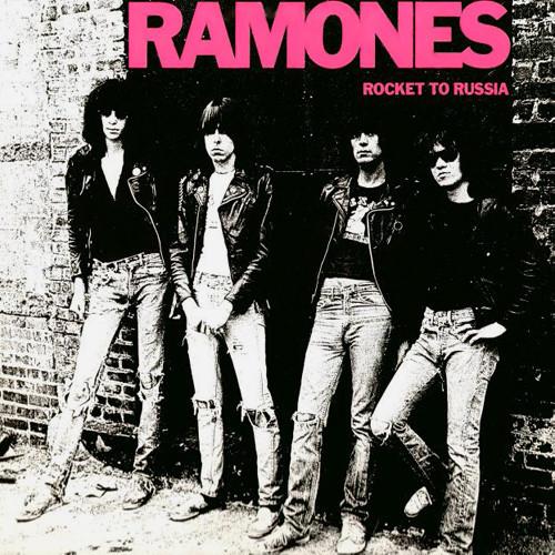 Ramones – Rocket To Russia LP