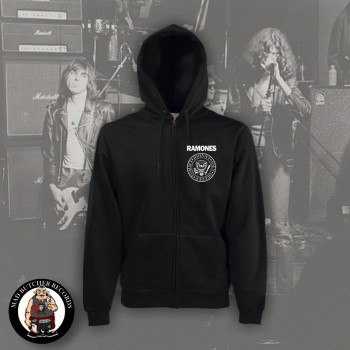RAMONES ZIPPER XL