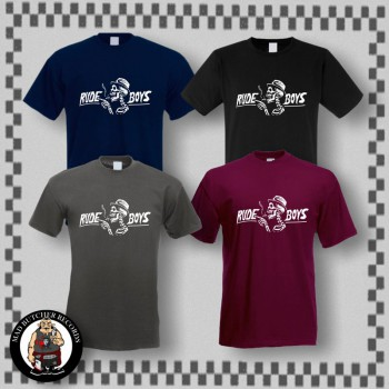 RUDEBOYS T-SHIRT
