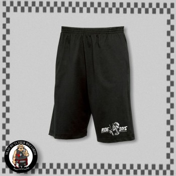 RUDE BOYS SKULL SHORTS